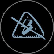 Icon Antistatisch Rüttelboden Topgres