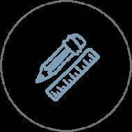 Icon Architekturlösungen Topgres