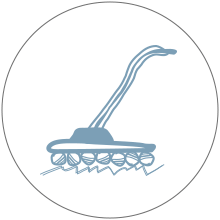 Icon Rüttelboden Fliesenhersteller Topgres
