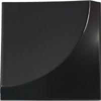Facilitiles Wall 3D-Fliesen New Dimension Kurve Schwarz Produktbild