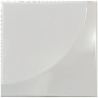 Wandfliesen in weiß für den Ladenbau