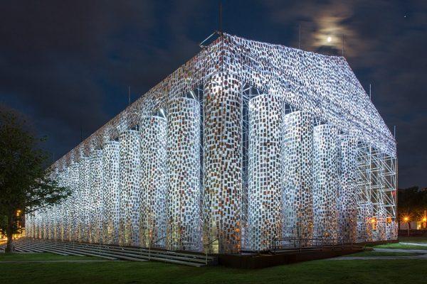 documenta 14 Parthenon der Bücher
