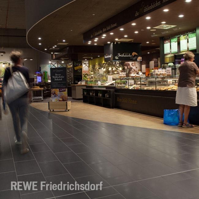 Topgres Referenzen Rewe Friedrichsdorf