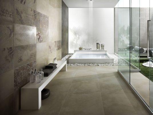 Ambiente Fliesen Badbereich Topgres Serie Fancy