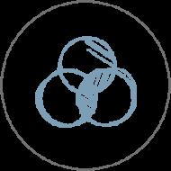 Icon Farbecht Rüttelfliesen Topgres