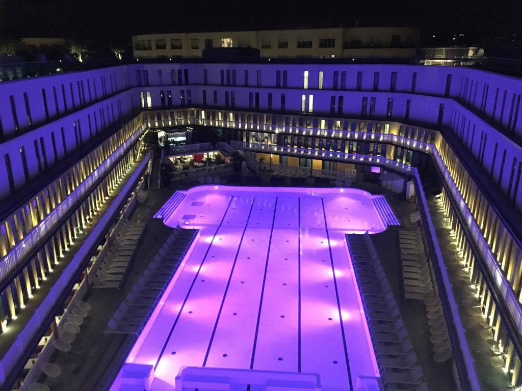 Hotel Molitor Pariser Sehenswürdigkeit Im Art Déco Stil