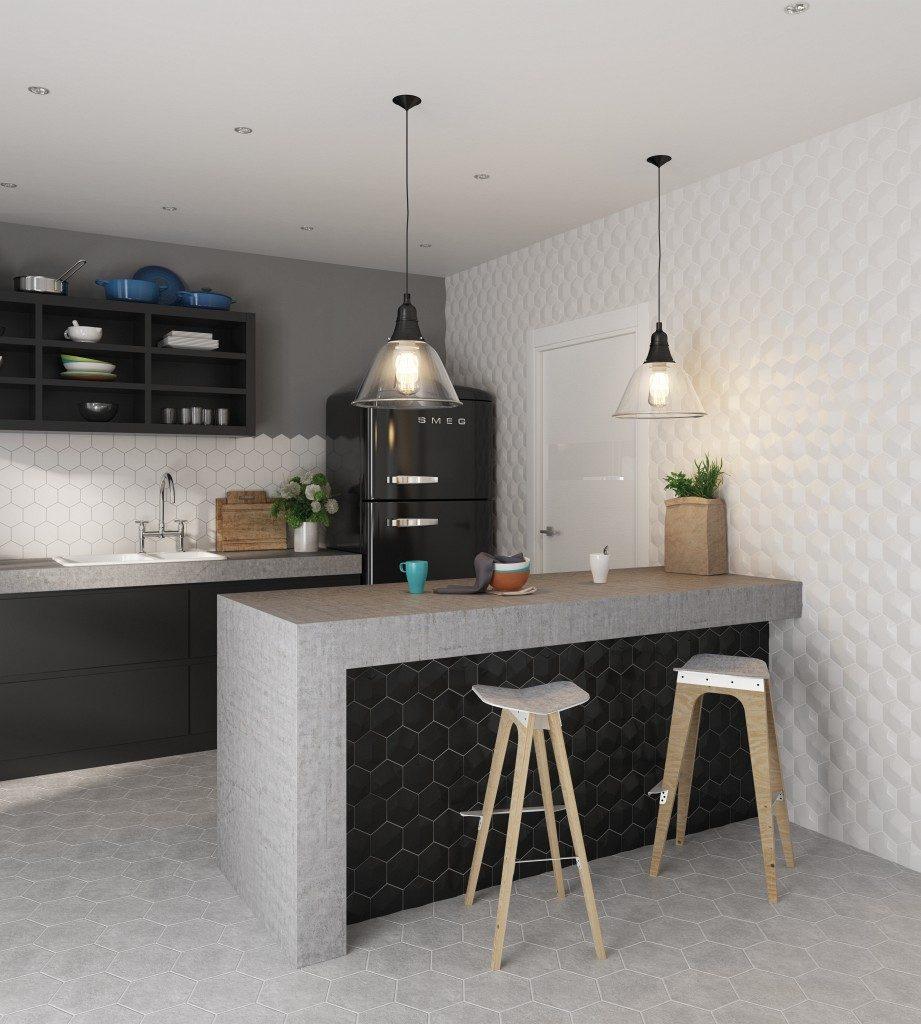 Wandfliesen für exklusive Interior Designs
