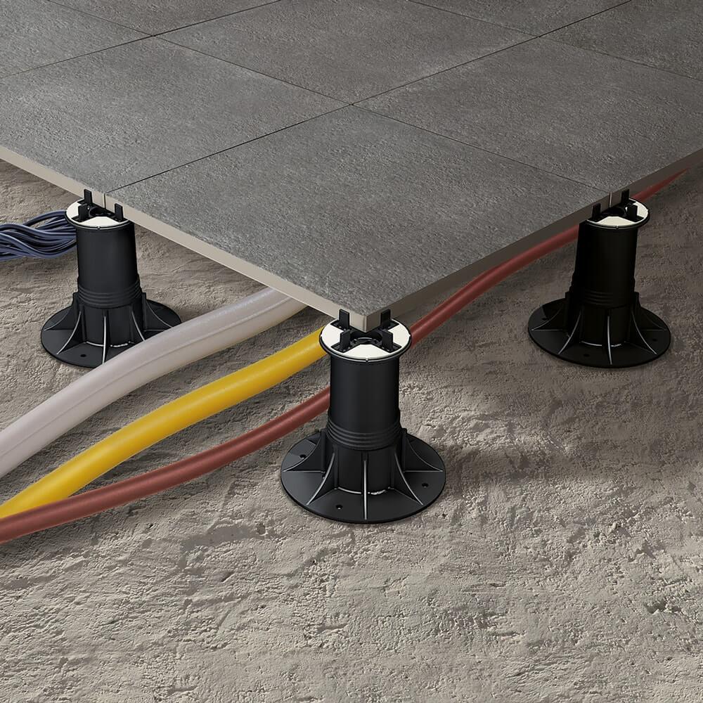 Feinsteinzeug Terrassenplatten
