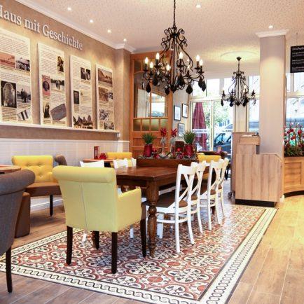 gastronomie fliesen gewerbefliesen f r ladenbau referenzen. Black Bedroom Furniture Sets. Home Design Ideas