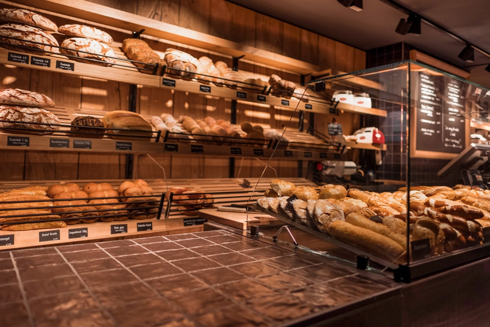 Bäckerei Fliesen Kollektion Vogue