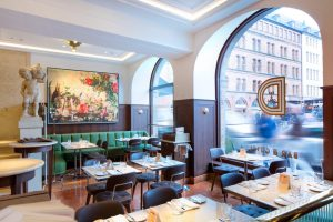 Topgres Referenzen: Gastronomie Wandfliesen