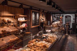 Kollektion Vogue in der Bäckerei Schnell