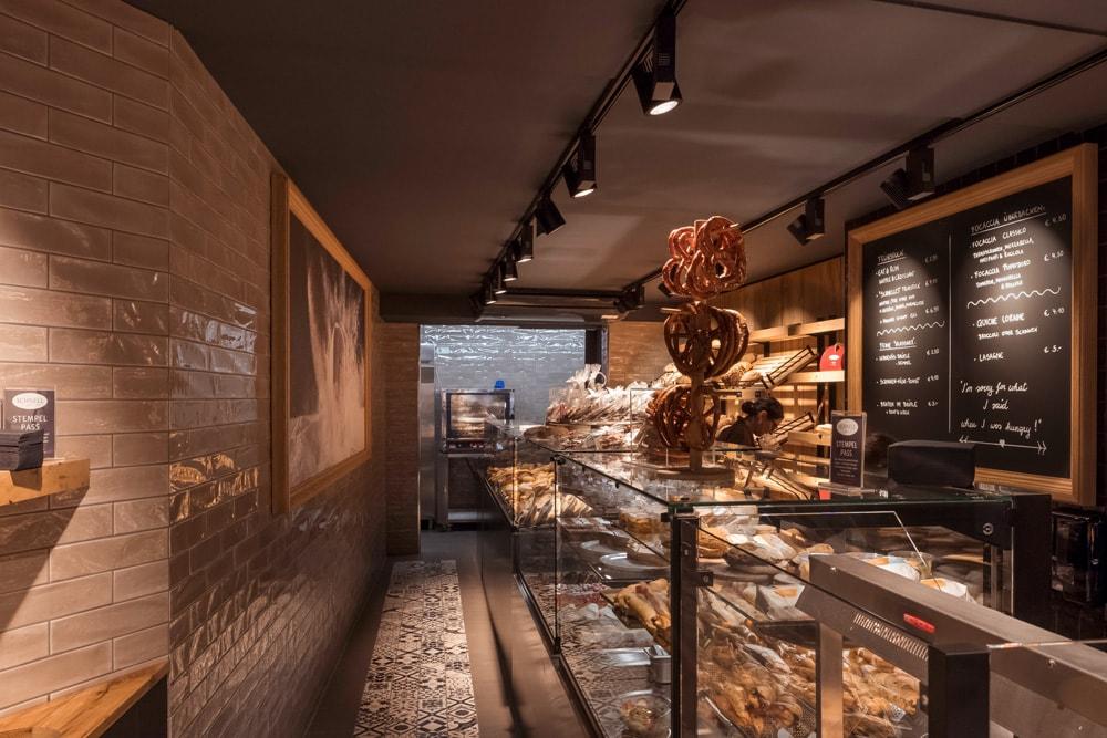 Fliesen in Bäckereien Kollektion Style