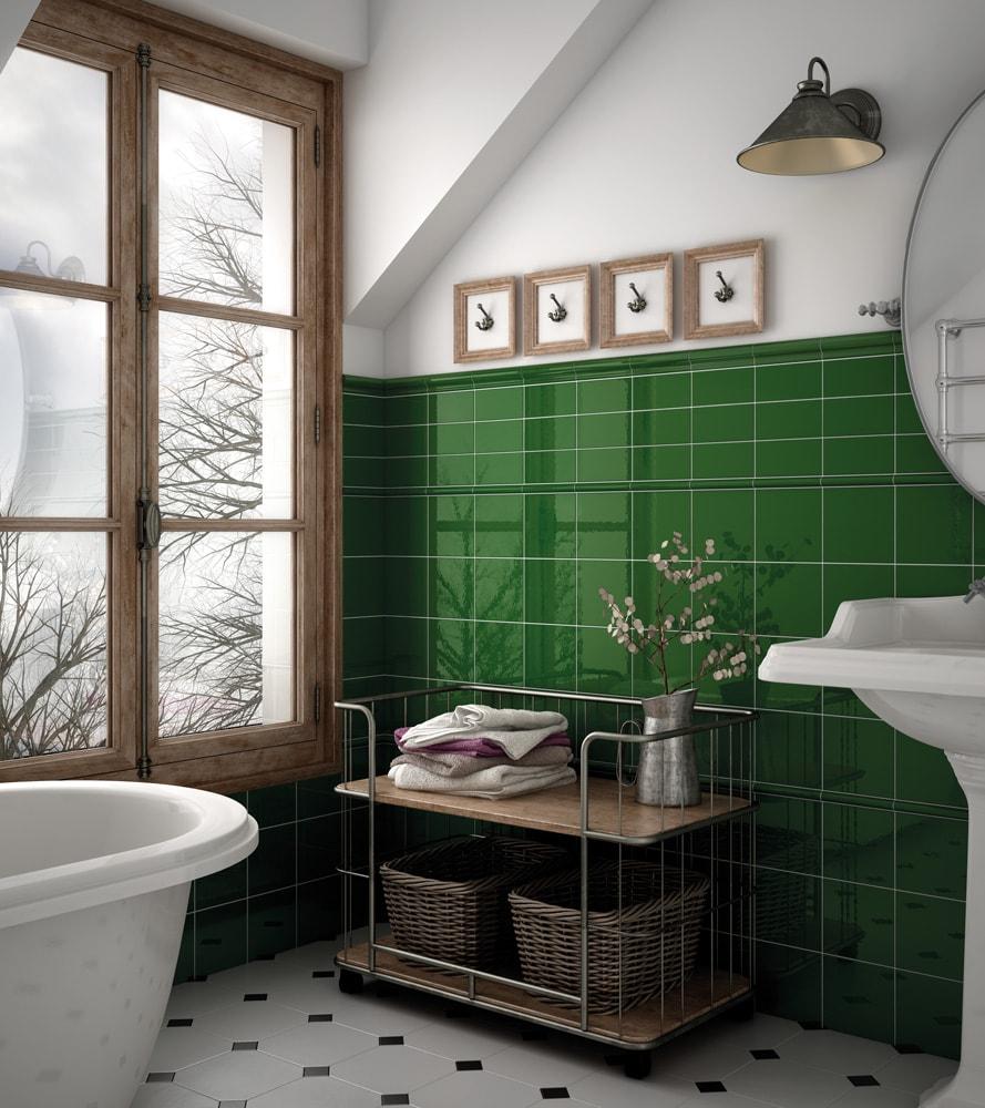 Retro Fliesen | Koa | Für atemberaubende Raumdesigns
