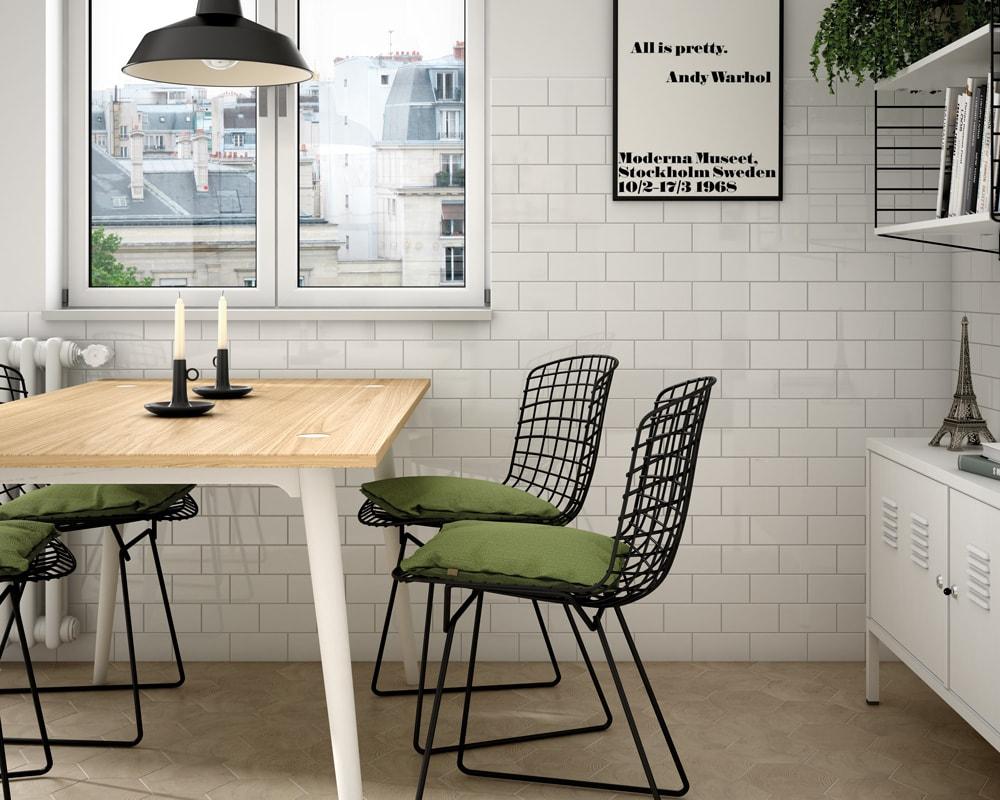 Retro Wandfliesen von Topgres für Gastronomie, Wohnungsbau und Hotellerie