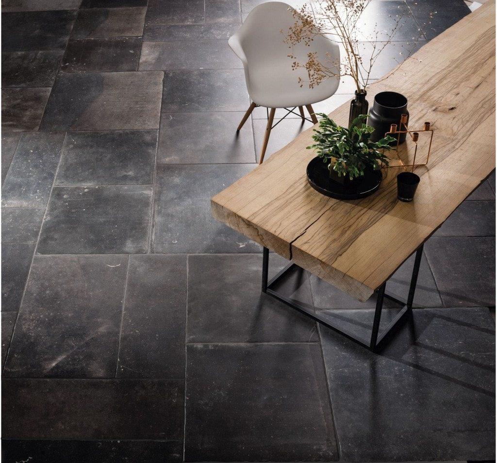Steinoptik Fliesen für Store Fitting, Wohnungsbau und Gastronomie