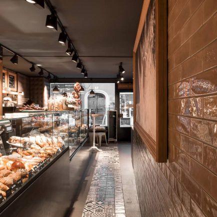 Topgres Referenzen: Fliesen für Bäckereien
