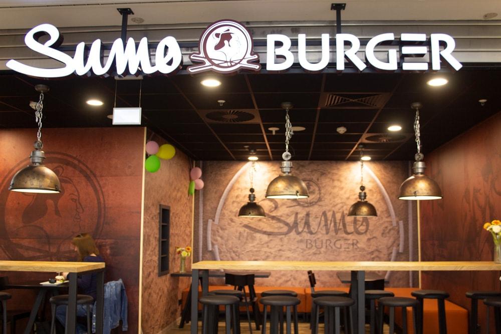 Topgres Referenzen Sumo Burger Mülheim