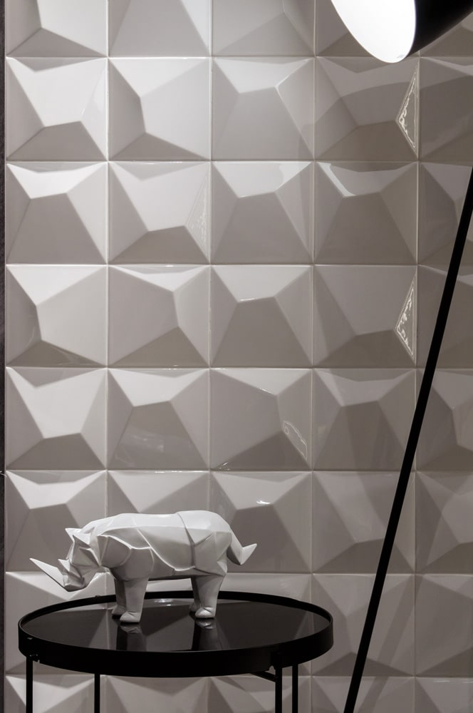 3d Wandfliesen Venture werten Räume auf
